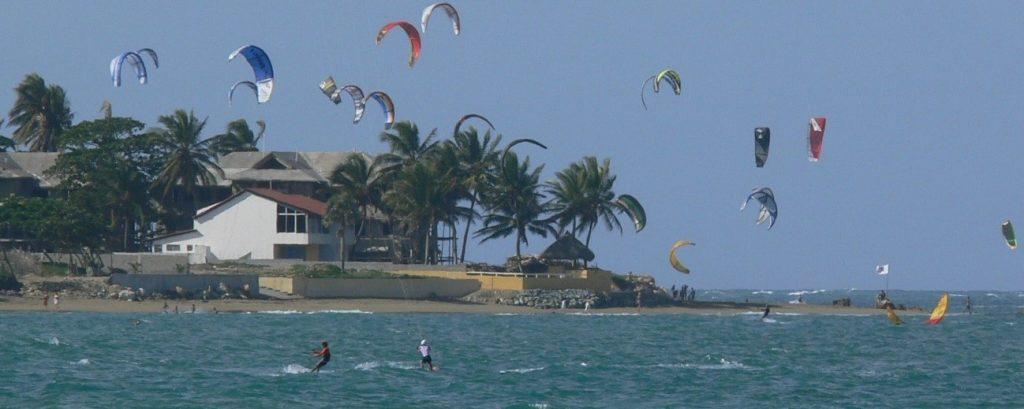Viaje de kitesurf República dominicana