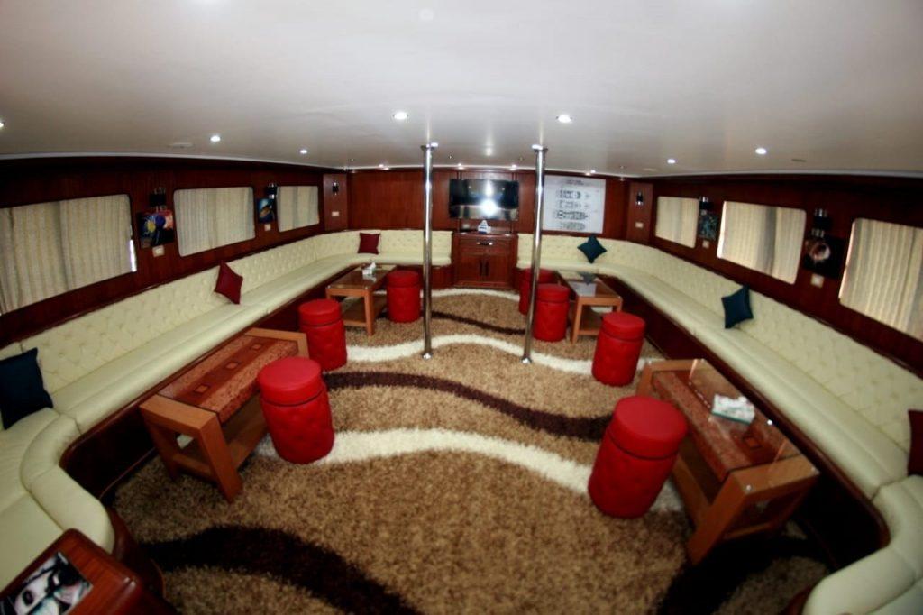 interior barco my hero