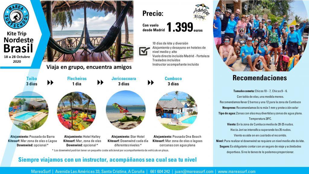 Presentación kitetrip Brasil