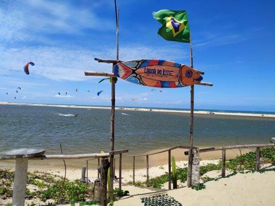 viaje de kite brasil