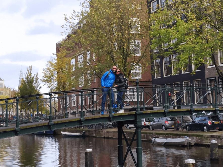 escala en amsterdam