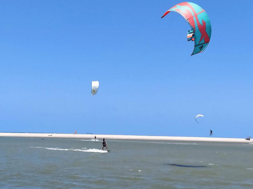 viaje de kite surf brasil 2019