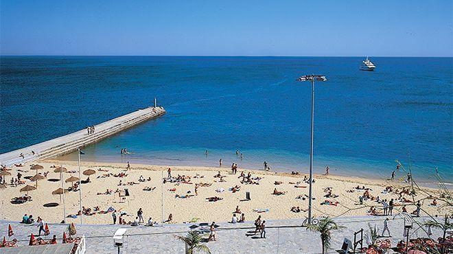 playa de moitas