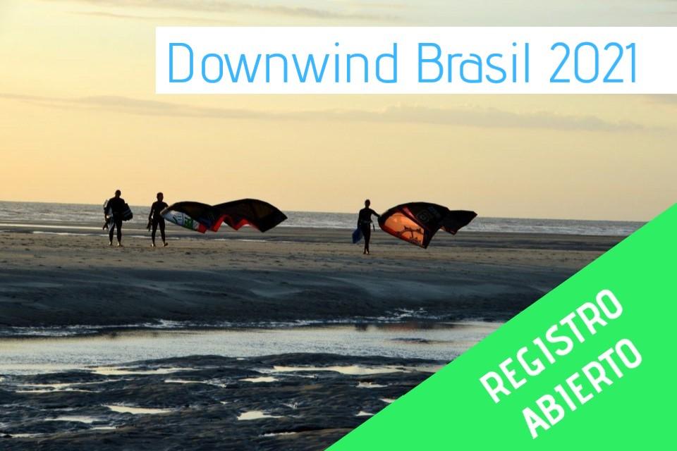 downwind brasil 2021