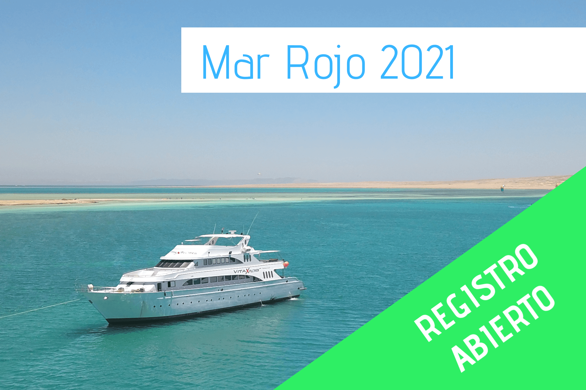viaje mar rojo 2021