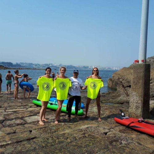 travesias de paddle surf